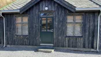 Spesiell hytte