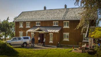 Hus i Stangvika