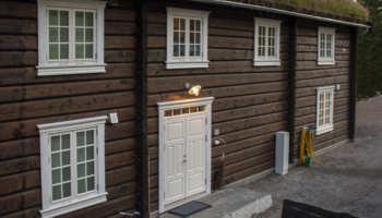 Hus i Vågbø