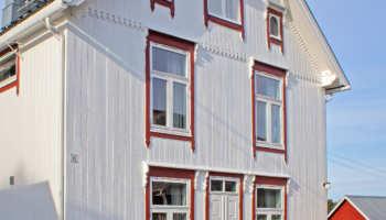 Hus i Slørdahl